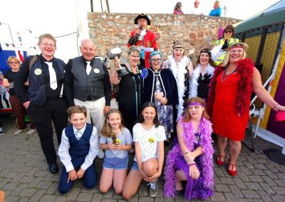 1st Best Walking Group Mixed - Watchet Flappers and Dappers -