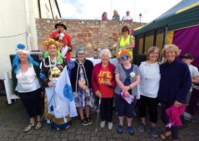 2nd Best Walking Group Adults - Watchet WI - Wavemakers